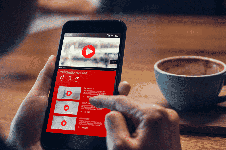 video streaming consumption