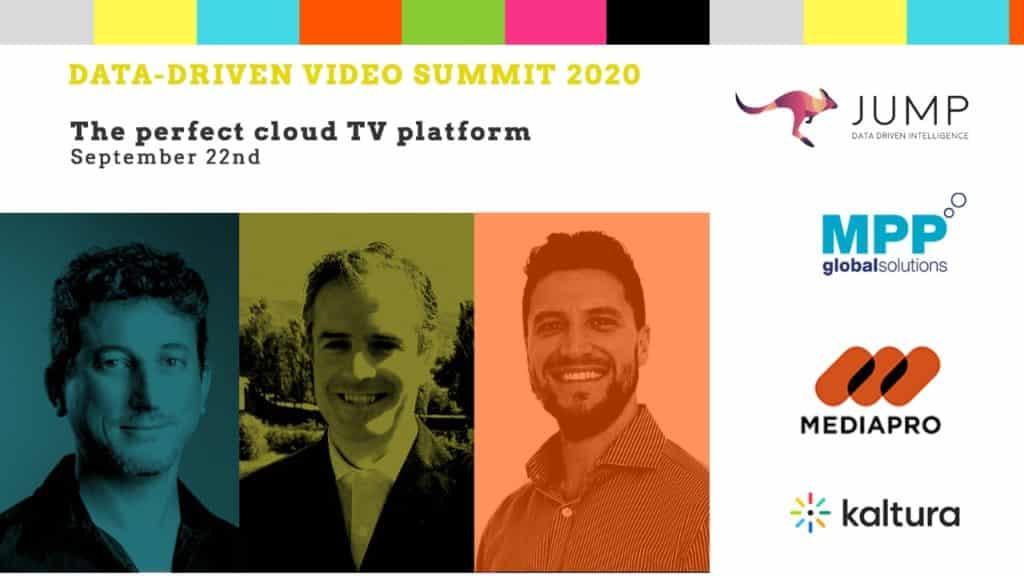 The perfect cloud TV platform