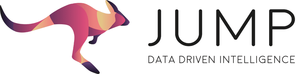 JUMP data driven logo