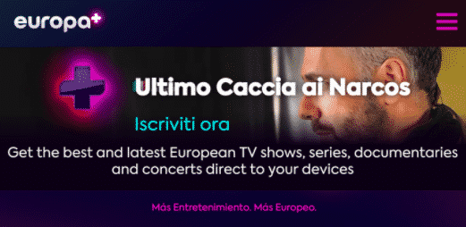 Europa+ By Castalia